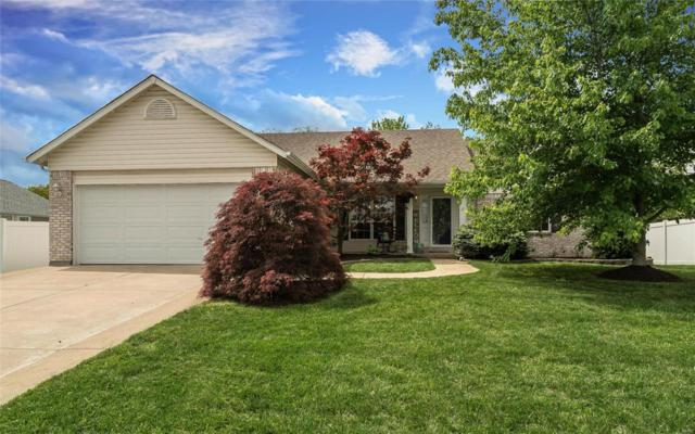 324 Santa Fe Trail Drive, Saint Peters, MO 63376 (#19035388) :: The Becky O'Neill Power Home Selling Team