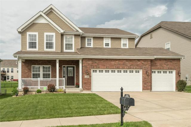 1243 Shorewinds Trail, Saint Charles, MO 63303 (#19035406) :: The Becky O'Neill Power Home Selling Team