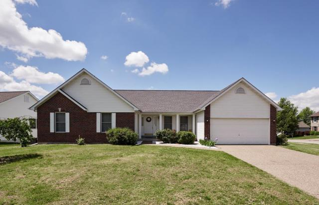 2203 Wild Pigeon Drive, O'Fallon, MO 63368 (#19035444) :: The Becky O'Neill Power Home Selling Team
