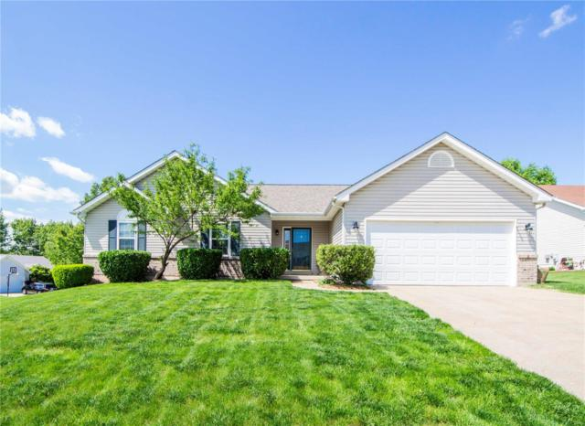 339 Santa Fe Trail Drive, Saint Peters, MO 63376 (#19035471) :: The Becky O'Neill Power Home Selling Team