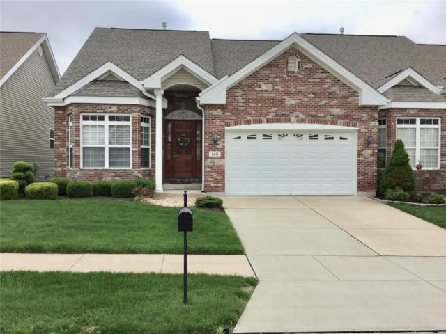 148 Woodland Place Court, Saint Charles, MO 63303 (#19035517) :: The Becky O'Neill Power Home Selling Team
