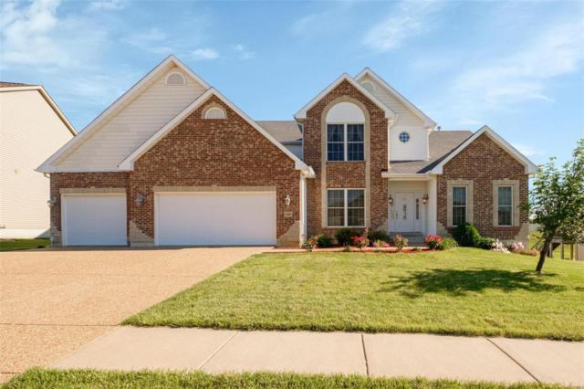 143 Central Park Avenue, Wentzville, MO 63348 (#19035519) :: The Becky O'Neill Power Home Selling Team