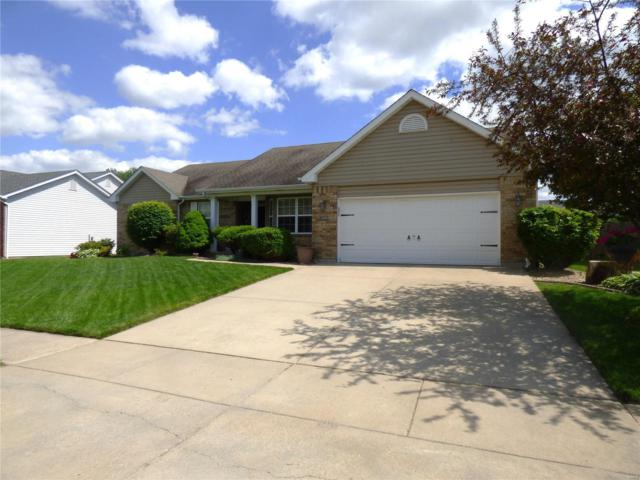 3305 Carriage Crossing Drive, Saint Charles, MO 63301 (#19035704) :: The Becky O'Neill Power Home Selling Team