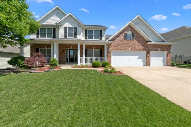 613 Sterling Terrace Drive, Saint Charles, MO 63301 (#19035714) :: The Becky O'Neill Power Home Selling Team