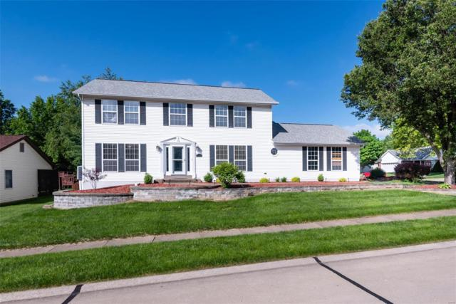 1501 Country Bend, Saint Charles, MO 63303 (#19035772) :: The Becky O'Neill Power Home Selling Team
