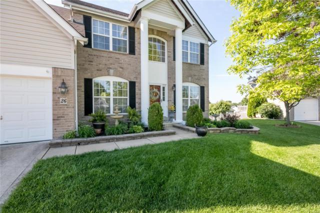 26 Keystone Court, O'Fallon, MO 63368 (#19035923) :: The Becky O'Neill Power Home Selling Team