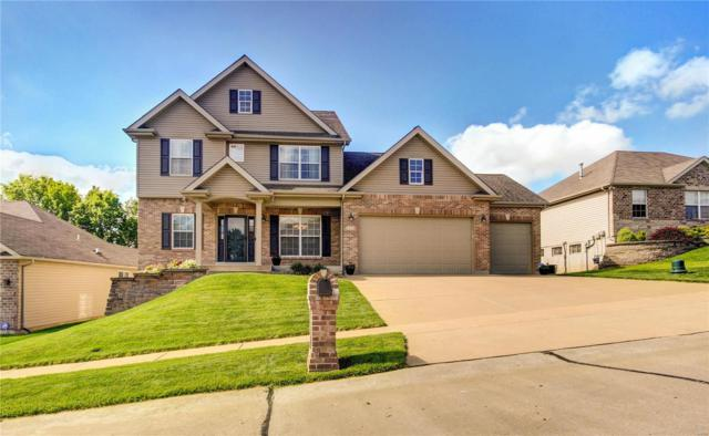 3150 Pin Oak Terrace Court, St Louis, MO 63129 (#19035933) :: The Becky O'Neill Power Home Selling Team