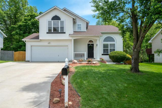 924 Sunset Farms Drive, Saint Charles, MO 63304 (#19035960) :: The Becky O'Neill Power Home Selling Team