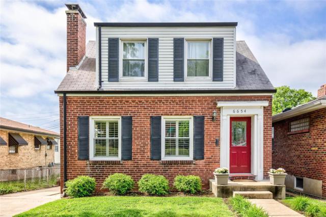 6654 Lansdowne Avenue, St Louis, MO 63109 (#19035973) :: Ryan Miller Homes