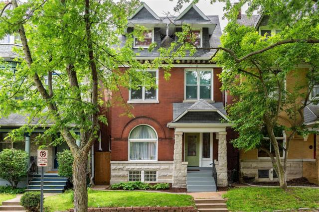 4002 Cleveland Avenue, St Louis, MO 63110 (#19036002) :: The Becky O'Neill Power Home Selling Team