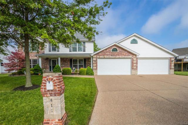 611 Logan Valley Drive, Saint Peters, MO 63376 (#19036032) :: The Becky O'Neill Power Home Selling Team