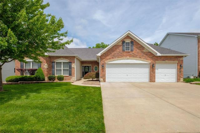 712 Sterling Terrace Court, Saint Charles, MO 63301 (#19036046) :: The Becky O'Neill Power Home Selling Team