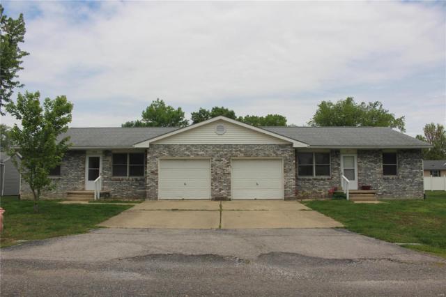 415 E Alden Street A & B, BUNKER HILL, IL 62014 (#19036053) :: Fusion Realty, LLC