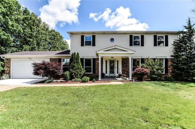 4853 Balmy Bay Court, St Louis, MO 63128 (#19036067) :: The Becky O'Neill Power Home Selling Team