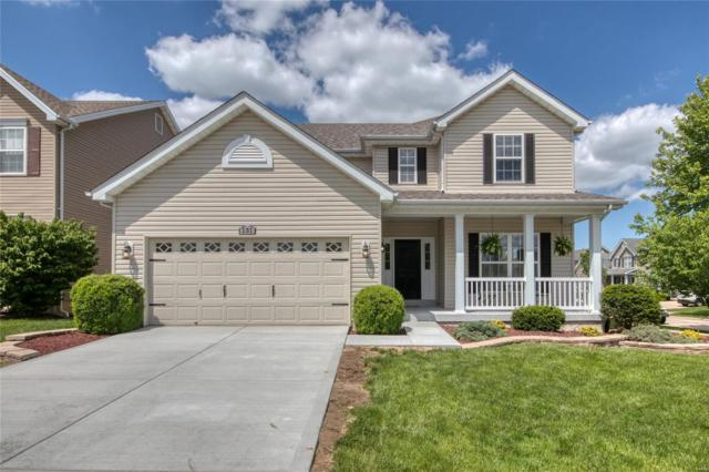 131 Towergate Drive, Lake St Louis, MO 63367 (#19036078) :: The Becky O'Neill Power Home Selling Team