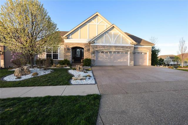 701 Magnolia Trails, Saint Peters, MO 63376 (#19036088) :: The Becky O'Neill Power Home Selling Team