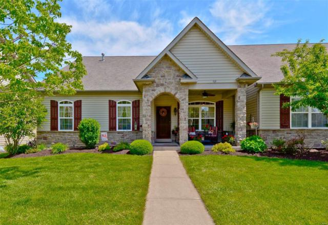 103 Scenic Pass Drive V, Saint Peters, MO 63376 (#19036092) :: The Becky O'Neill Power Home Selling Team