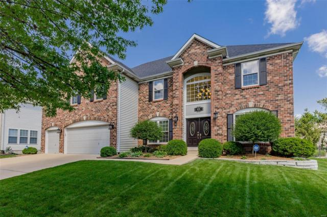 421 Whitestone Farm Drive, Chesterfield, MO 63017 (#19036168) :: The Becky O'Neill Power Home Selling Team