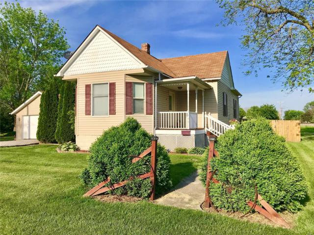 406 S Poplar Street, MOUNT OLIVE, IL 62069 (#19036197) :: The Becky O'Neill Power Home Selling Team