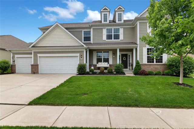 341 Willow Weald Path, Chesterfield, MO 63005 (#19036202) :: The Kathy Helbig Group