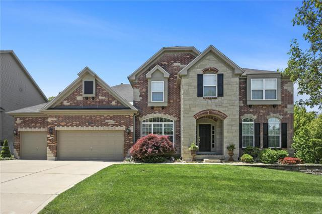 503 Roaring Fork Drive, Wildwood, MO 63040 (#19036207) :: The Becky O'Neill Power Home Selling Team