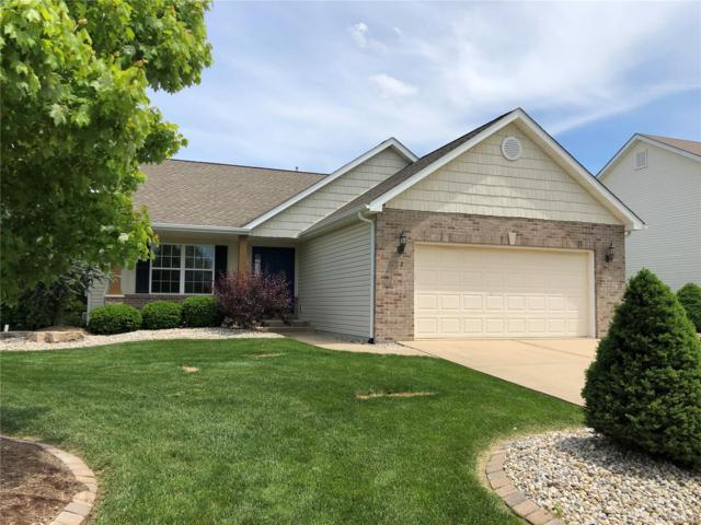 5004 Bristol Hill Drive, O'Fallon, IL 62269 (#19036221) :: The Becky O'Neill Power Home Selling Team