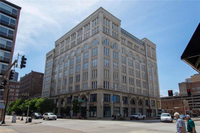 1136 Washington Avenue #706, St Louis, MO 63101 (#19036245) :: Holden Realty Group - RE/MAX Preferred