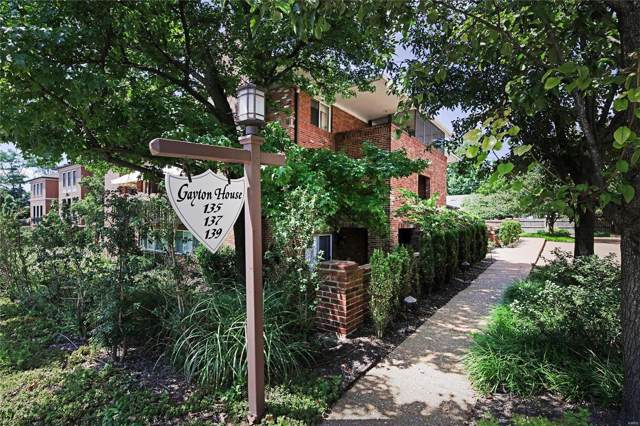 139 Gay Avenue, Clayton, MO 63105 (#19036295) :: RE/MAX Professional Realty