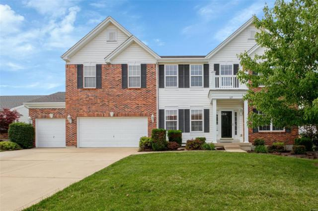 127 Bear Claw Drive, Wentzville, MO 63385 (#19036314) :: The Becky O'Neill Power Home Selling Team
