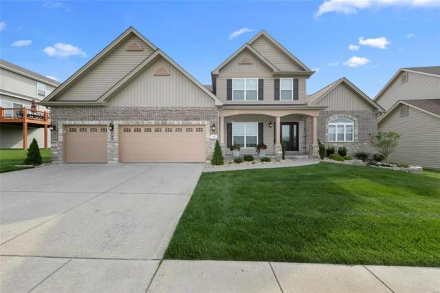 1137 Nashville Street, Saint Peters, MO 63376 (#19036380) :: The Becky O'Neill Power Home Selling Team