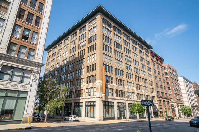 1635 Washington Avenue #904, St Louis, MO 63103 (#19036422) :: The Becky O'Neill Power Home Selling Team