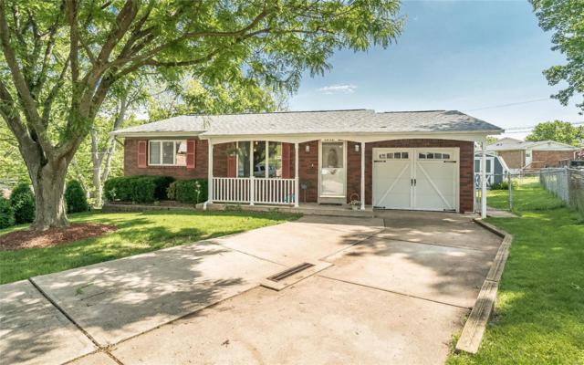 3870 Crest Circle, Arnold, MO 63010 (#19036431) :: Ryan Miller Homes
