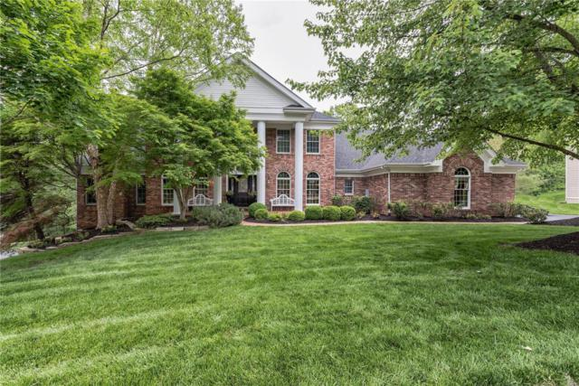 17619 Myrtlewood, Wildwood, MO 63005 (#19036434) :: The Becky O'Neill Power Home Selling Team