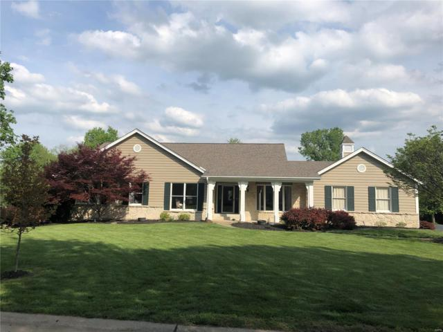 2006 Wilson Farm Court, Chesterfield, MO 63005 (#19036440) :: Kelly Hager Group   TdD Premier Real Estate