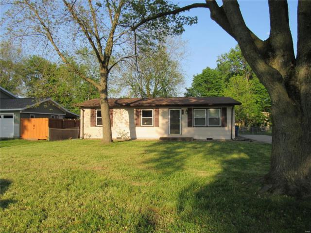 618 N Meyer Street, Lebanon, IL 62254 (#19036506) :: The Becky O'Neill Power Home Selling Team