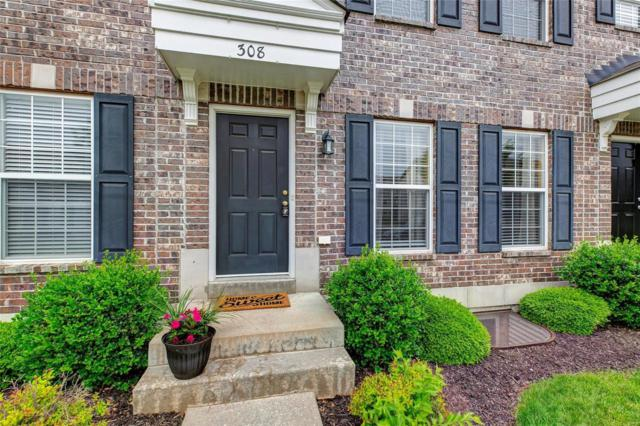 308 Shady Rock Lane, O'Fallon, MO 63368 (#19036553) :: The Becky O'Neill Power Home Selling Team