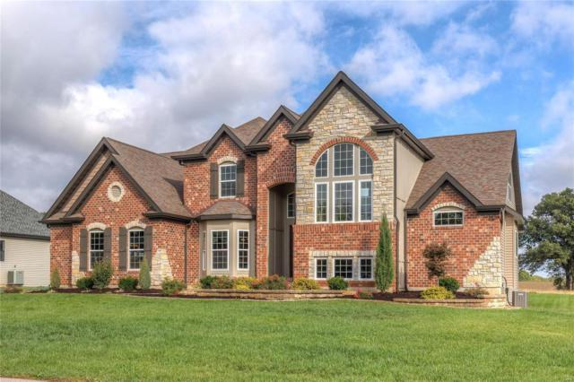 107 Stone Ridge Meadows Drive, O'Fallon, MO 63366 (#19036563) :: The Becky O'Neill Power Home Selling Team