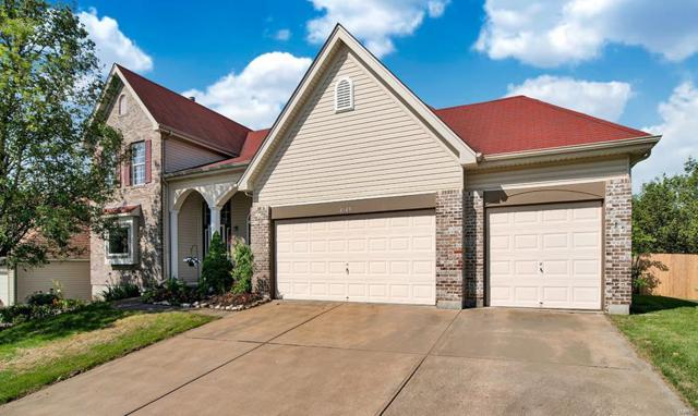 4549 Emerald View Court, Eureka, MO 63025 (#19036577) :: The Becky O'Neill Power Home Selling Team