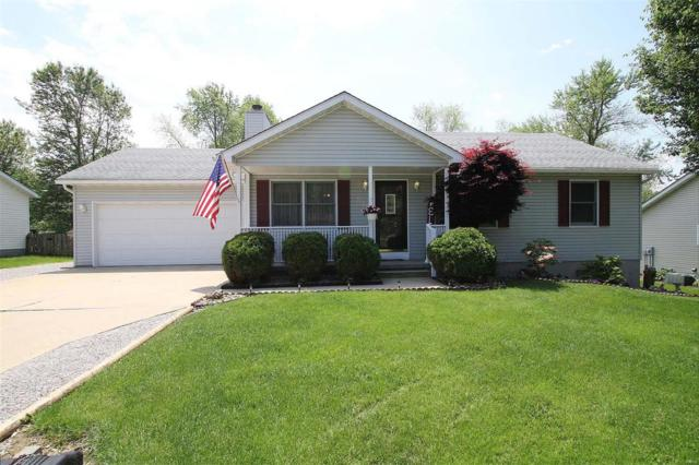 938 Catalina Drive, Edwardsville, IL 62025 (#19036624) :: RE/MAX Professional Realty