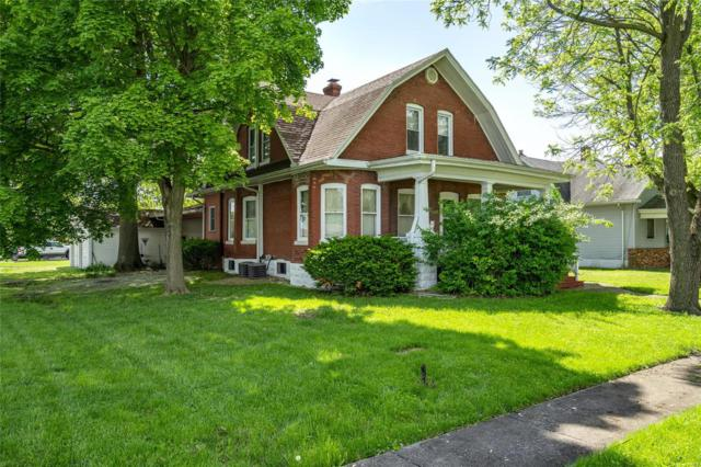 601 Madison, GILLESPIE, IL 62033 (#19036640) :: The Becky O'Neill Power Home Selling Team