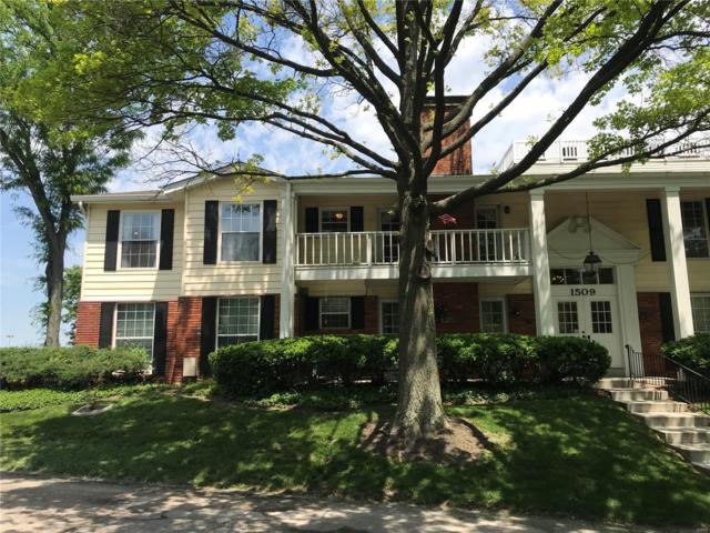 1509 Hedgeford #5, Chesterfield, MO 63017 (#19036660) :: The Becky O'Neill Power Home Selling Team