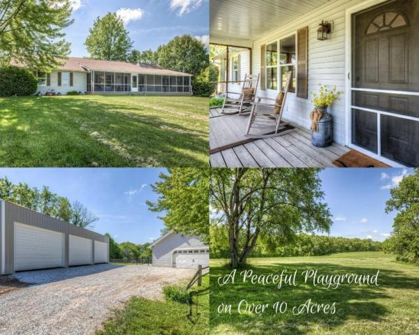 6400 Broyles Drive, Troy, MO 63379 (#19036712) :: RE/MAX Professional Realty