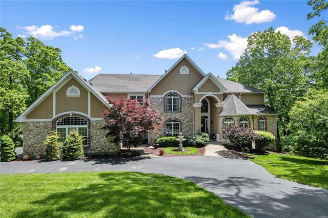16648 Bartizan Drive, Glencoe, MO 63038 (#19036715) :: The Becky O'Neill Power Home Selling Team