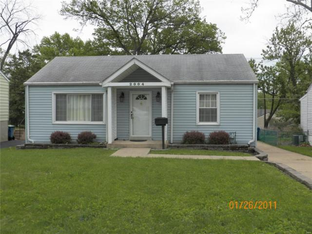 2004 Wismer Avenue, St Louis, MO 63114 (#19036731) :: The Becky O'Neill Power Home Selling Team