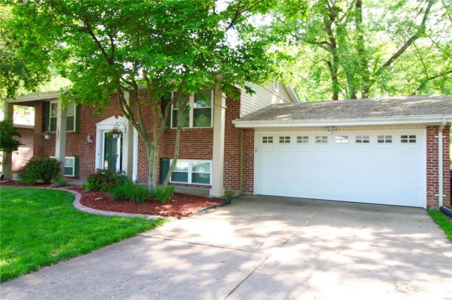 547 Golfwood Drive, Ballwin, MO 63021 (#19036735) :: Kelly Hager Group | TdD Premier Real Estate