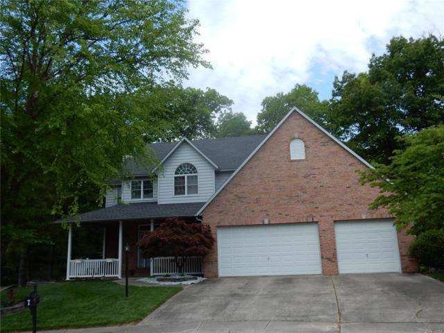 7 Jason Court, Edwardsville, IL 62025 (#19036754) :: Hartmann Realtors Inc.