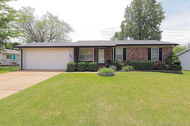 222 Hillside, Farmington, MO 63640 (#19036786) :: The Becky O'Neill Power Home Selling Team