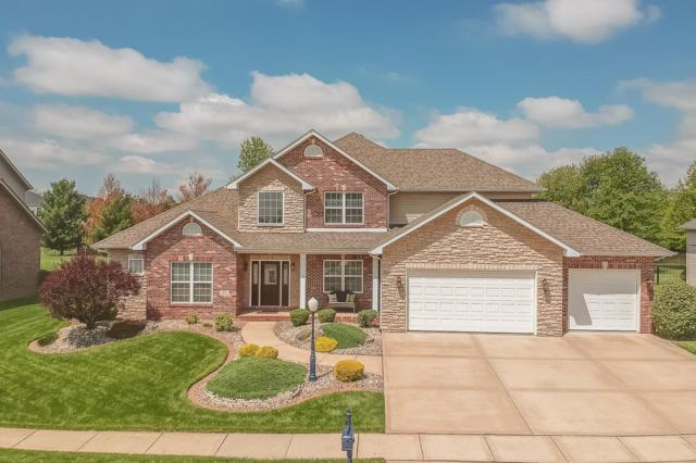 3313 Karros Court, Edwardsville, IL 62025 (#19036855) :: Kelly Hager Group | TdD Premier Real Estate