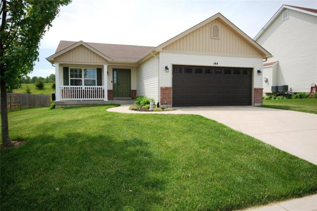 144 Prairie Bluffs Drive, Foristell, MO 63348 (#19036869) :: The Becky O'Neill Power Home Selling Team