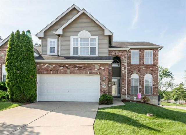 3602 Candlewyck Green Court, Florissant, MO 63034 (#19036887) :: The Becky O'Neill Power Home Selling Team
